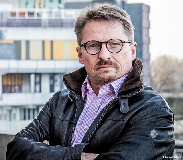 Lesung mit Carsten Schütte 13.10.2021